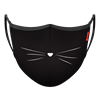 Masque Black Cat Enfant - Photo