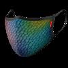 Masque Rainbow Dragon - Photo