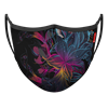 Masque Graphic Flowers - Photo