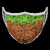 Masque Minecraft - Photo