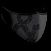 Masque Black Esperluette - Photo