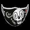 Masque Tête de mort  - Photo